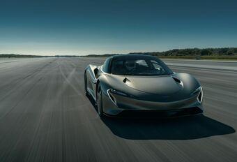 McLaren Speedtail: 30 x 400 km/u #1