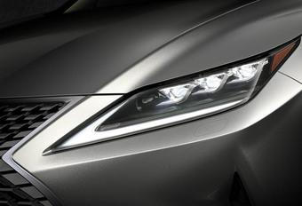 Salon auto 2020: Lexus (Palais 7) #1