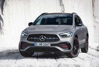 10 étoiles pour 2020 : Mercedes GLA #1