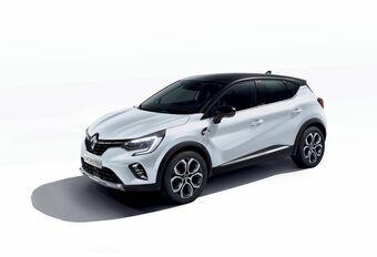 Salon 2020 - Renault Captur E-Tech & Clio E-Tech : les hybrides #1
