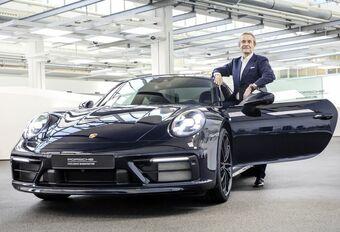 Porsche 911 Belgian Legend Edition: eerbetoon aan Jacky Ickx #1