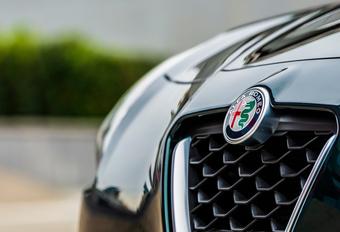 Autosalon Brussel 2020: Alfa Romeo (paleis 7) #1