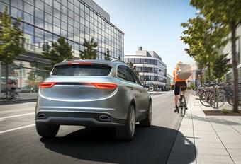 Bosch brengt een langeafstandslidar op de markt #1