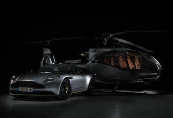 Je kan nu een Aston Martin-helikopter kopen #1