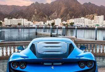 Ferrari op het Autosalon van Brussel 2020: Dream Cars #1