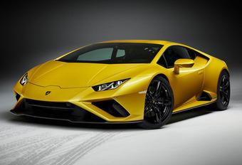 Lamborghini Huracan Evo opnieuw als RWD #1