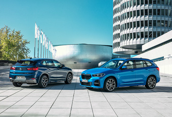 BMW X1 & X2: ook als xDrive25e PHEV #1