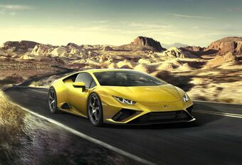 Lamborghini Huracan Evo: opnieuw met RWD #1