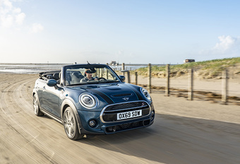 Autosalon Brussel 2020: wereldpremière Mini is Sidewalk Convertible #1