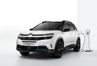 Salon de Bruxelles 2020 : Citroën C5 Hybrid en première mondiale #1