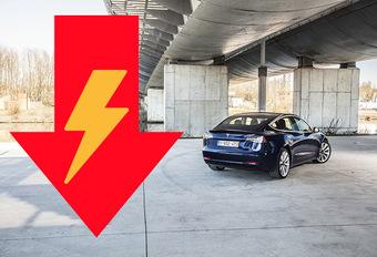 Moins de voitures électriques vendues en 2019 #1
