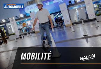 Vidéo - Salon Auto de Bruxelles 2020 - La mobilité innovative #1