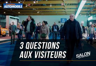 Vidéo - Salon Auto de Bruxelles 2020 - Qu'en pensent les visiteurs ? #1