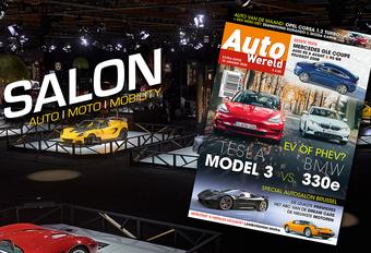 Video - AutoWereld op het Autosalon van Brussel 2020! #1