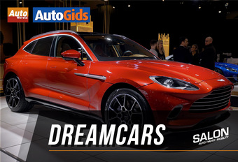 Video - Autosalon Brussel 2020: Dream Cars #1