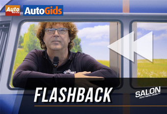 Video - Autosalon Brussel 2020: Flashback naar het salon #1