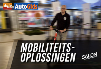 Video - Autosalon Brussel 2020: Innovatieve mobiliteit #1