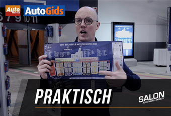Video - Autosalon Brussel 2020: Alle praktische info #1