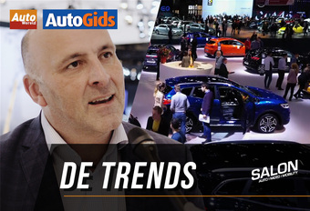 Video - Autosalon Brussel 2020: De trends #1