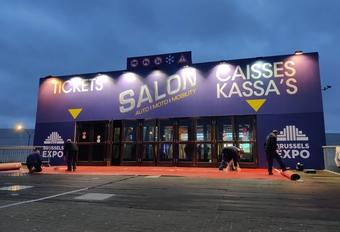 Salon de l'auto de Bruxelles 2021 : pas encore annulé #1