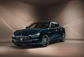 Maserati : électrique et hybride en 2020 #1
