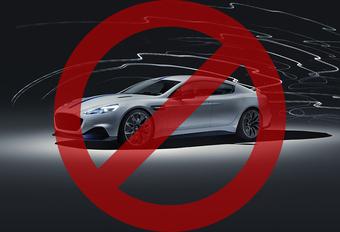 Aston Martin Rapide E annulée ? #1