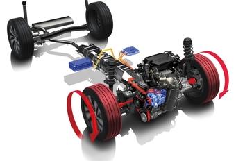 Suzuki microhybridation 48 V : les spécifications #1
