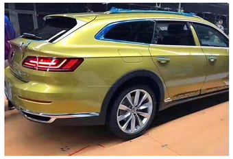 Gelekt: hier is de VW Arteon Alltrack Shooting Brake - Update #1