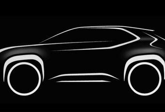 Toyota : un SUV compact en préparation #1