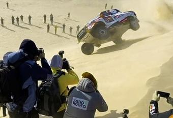 De dubbele salto van Alonso al gezien? #1