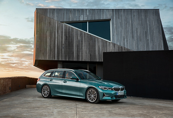 BMW komt met milde hybrides en 318i in de lente #1