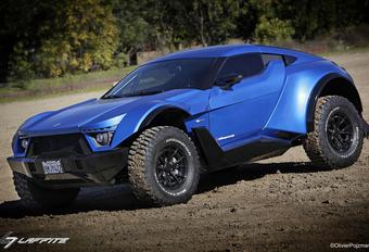 Deze X-Road is een supercar voor Dakar #1