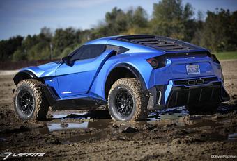 Lafitte X-Road : une supercar qui aime la boue #1