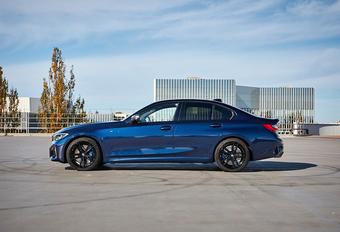 Dit zijn de specs van de BMW M340d xDrive #1