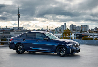 BMW M340d xDrive : Diesel sportif #1