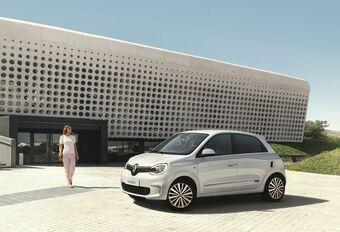 Renault Twingo gaat elektrisch #1