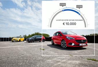 Combien vaut votre voiture ? Utilisez la cote de l'occasion du Moniteur Automobile ! #1