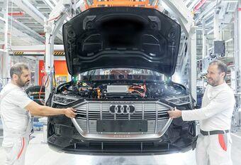 Audi Vorst moet zijn productie verminderen #1
