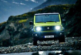 Update - CO2 : Suzuki met le Jimny en pause #1