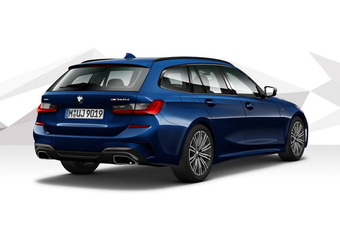 Officieel: BMW M340d xDrive Touring #1