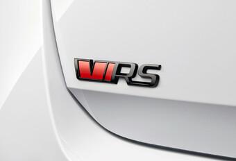 Škoda Octavia RS iV : hybride sportive rechargeable #1