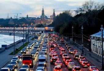 TomTom Traffic: Brussel het drukst, Bergen springt over Antwerpen #1