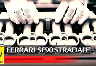 Achter de schermen bij de productie van de Ferrari SF90 Stradale #1