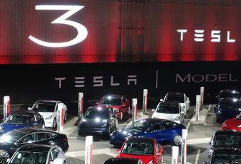 Tesla : en pleine forme #1