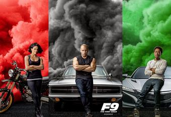 Kijk naar de knotsgekke trailer van Fast & Furious 9 #1