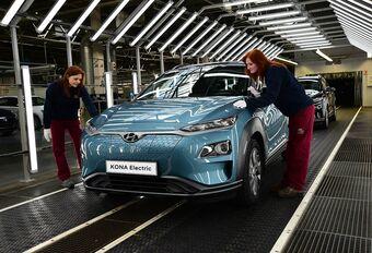 Hyundai Kona Electric: assemblage in Europa #1