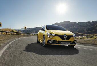 Renault Mégane facelift: digitaal en plug-in hybride #1