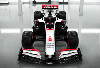 F1 2020: Haas opent het nieuwe seizoen met de VF-20  #1