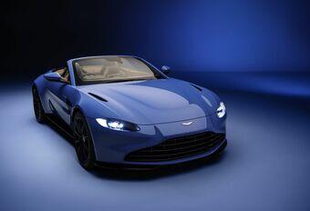 Aston Martin Vantage Roadster: open dak voor de lente #1