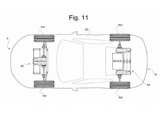La Ferrari électrique arrivera en 2025 #1